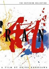 Ran - Poster / Capa / Cartaz - Oficial 6