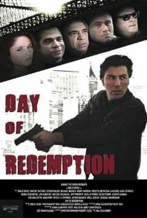 Day of Redemption - Poster / Capa / Cartaz - Oficial 1