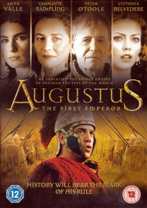 Augustus - O Primeiro Imperador - Poster / Capa / Cartaz - Oficial 3
