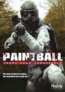 Paintball - Jogue para sobreviver - Poster / Capa / Cartaz - Oficial 3