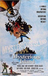 A Ilha Misteriosa - Poster / Capa / Cartaz - Oficial 3