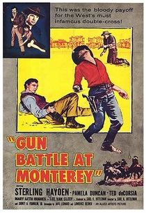 Duelo Em Monterey - Poster / Capa / Cartaz - Oficial 1