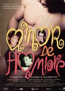 Amor de Homem - Poster / Capa / Cartaz - Oficial 3