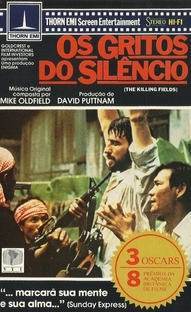 Os Gritos do Silêncio - Poster / Capa / Cartaz - Oficial 3