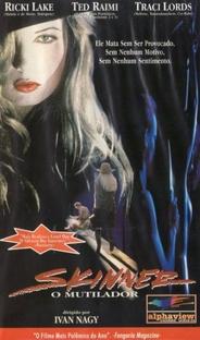 Skinner - O Multilador - Poster / Capa / Cartaz - Oficial 3