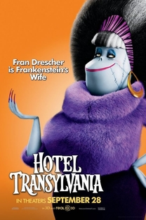 Hotel Transilvânia - Poster / Capa / Cartaz - Oficial 9