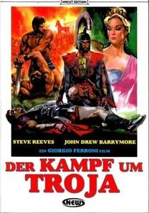 A Guerra de Tróia - Poster / Capa / Cartaz - Oficial 8