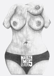 Marilyn Times Five - Poster / Capa / Cartaz - Oficial 1