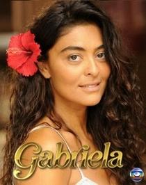 Gabriela - Poster / Capa / Cartaz - Oficial 2