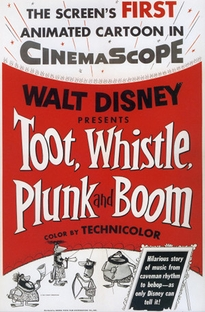 Toot, Whistle, Plunk and Boom - Poster / Capa / Cartaz - Oficial 1
