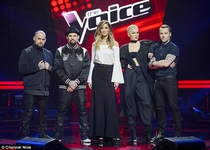 The Voice Austrália (5ª temporada) - Poster / Capa / Cartaz - Oficial 1