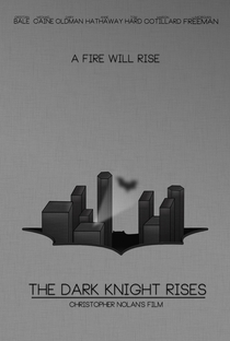 Batman: O Cavaleiro das Trevas Ressurge - Poster / Capa / Cartaz - Oficial 35