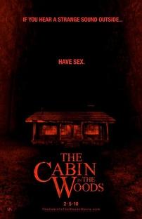 O Segredo da Cabana - Poster / Capa / Cartaz - Oficial 3