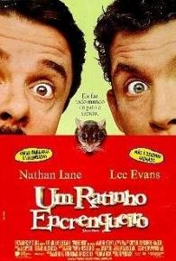 Um Ratinho Encrenqueiro - Poster / Capa / Cartaz - Oficial 2