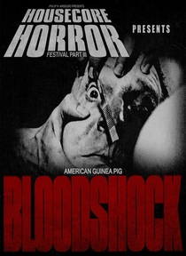 American Guinea Pig: Bloodshock - Poster / Capa / Cartaz - Oficial 5