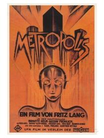 Metrópolis - Poster / Capa / Cartaz - Oficial 21