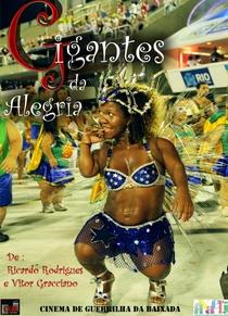 Gigantes da Alegria (2011) - Poster / Capa / Cartaz - Oficial 1