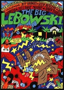 O Grande Lebowski - Poster / Capa / Cartaz - Oficial 12
