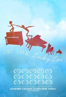 O Azarado Jenkins e a Sortuda Lou - Poster / Capa / Cartaz - Oficial 1
