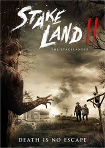 Stake Land – Anoitecer Violento 2 - Poster / Capa / Cartaz - Oficial 1