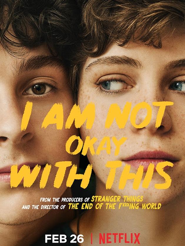 Crítica: I Am Not Okay With This (2020, Jonathan Entwistle e Christy Hall)