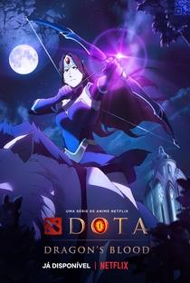 DOTA: Dragon's Blood - Poster / Capa / Cartaz - Oficial 5