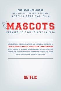 Mascots - Poster / Capa / Cartaz - Oficial 2