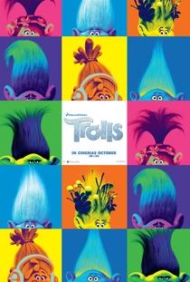 Trolls - Poster / Capa / Cartaz - Oficial 2