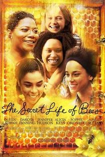 A Vida Secreta das Abelhas - Poster / Capa / Cartaz - Oficial 3