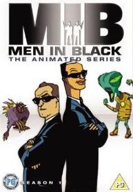 MIB - Homens de Preto (1ª Temporada) - Poster / Capa / Cartaz - Oficial 1