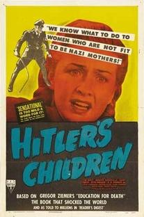 Os Filhos de Hitler - Poster / Capa / Cartaz - Oficial 1