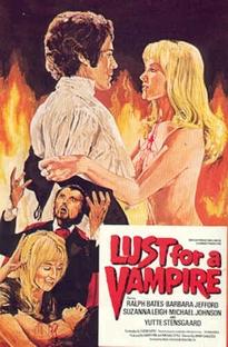Luxúria de Vampiros - Poster / Capa / Cartaz - Oficial 1