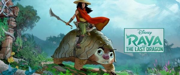 """""""Raya e o Último"""" tem estreia simultânea nos cinemas e no Disney+"""