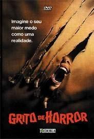 Grito de Horror - Poster / Capa / Cartaz - Oficial 5