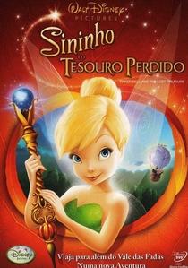 Tinker Bell e o Tesouro Perdido - Poster / Capa / Cartaz - Oficial 2