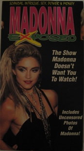Madonna exposed - Poster / Capa / Cartaz - Oficial 1