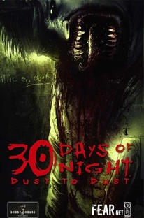 30 Days Of Night: Dust To Dust - Poster / Capa / Cartaz - Oficial 2