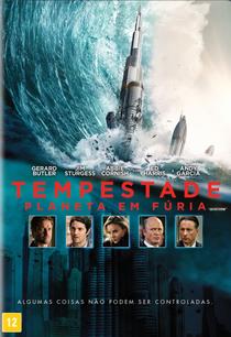 Tempestade: Planeta em Fúria - Poster / Capa / Cartaz - Oficial 3