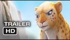 Delhi Safari Official Trailer #1 (2012) - Jane Lynch, Cary Elwes Movie HD