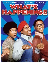 What's Happening!! (3ª Temporada) - Poster / Capa / Cartaz - Oficial 1