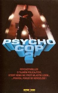 Psycho Cop 2: O Retorno Maldito - Poster / Capa / Cartaz - Oficial 3
