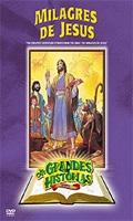Desenhos da Bíblia - Novo Testamento: Os Milagre de Jesus - Poster / Capa / Cartaz - Oficial 1