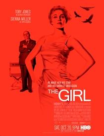 A Garota - Poster / Capa / Cartaz - Oficial 1