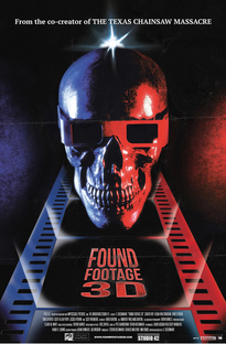 Found Footage 3D - Poster / Capa / Cartaz - Oficial 4