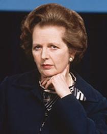 O legado de Margaret Thatcher, a Dama de Ferro - Poster / Capa / Cartaz - Oficial 1