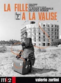 A Moça com a Valise - Poster / Capa / Cartaz - Oficial 5