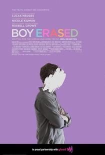 Boy Erased - Uma Verdade Anulada - Poster / Capa / Cartaz - Oficial 4