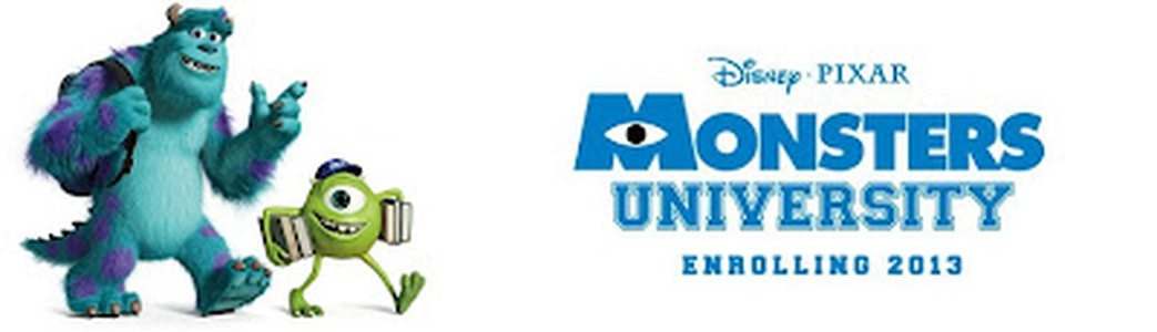 GARGALHANDO POR DENTRO: Notícia | Novo Trailer de Monsters University