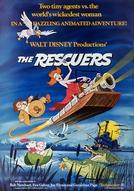 Bernardo e Bianca (The Rescuers)