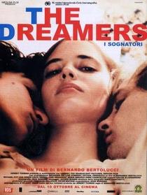 Os Sonhadores - Poster / Capa / Cartaz - Oficial 6